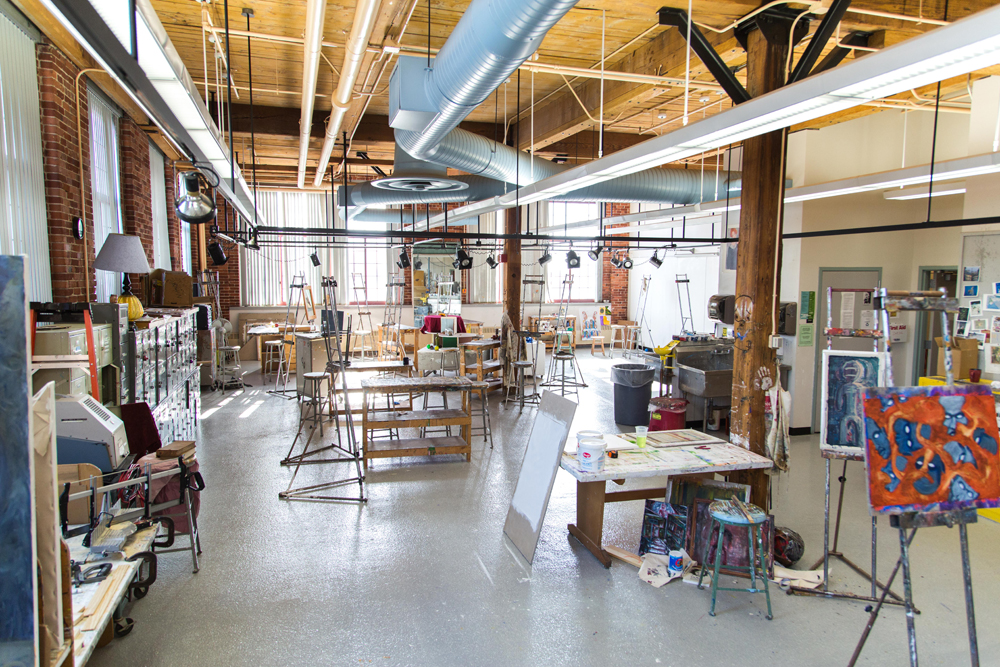 Pottery Painting Studio Ideas