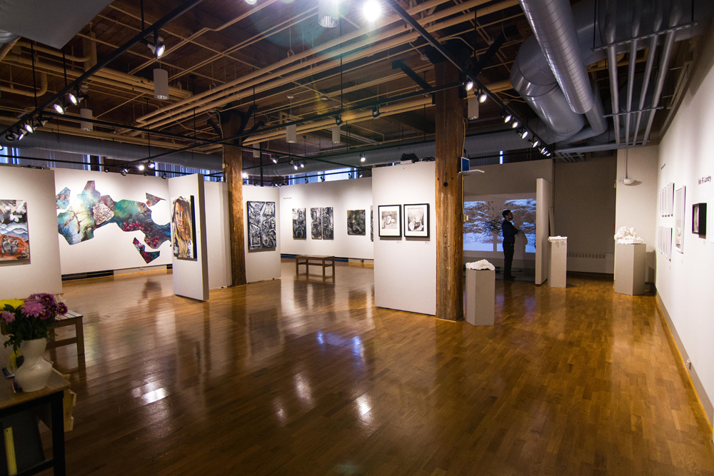 Karl Drerup Art Gallery