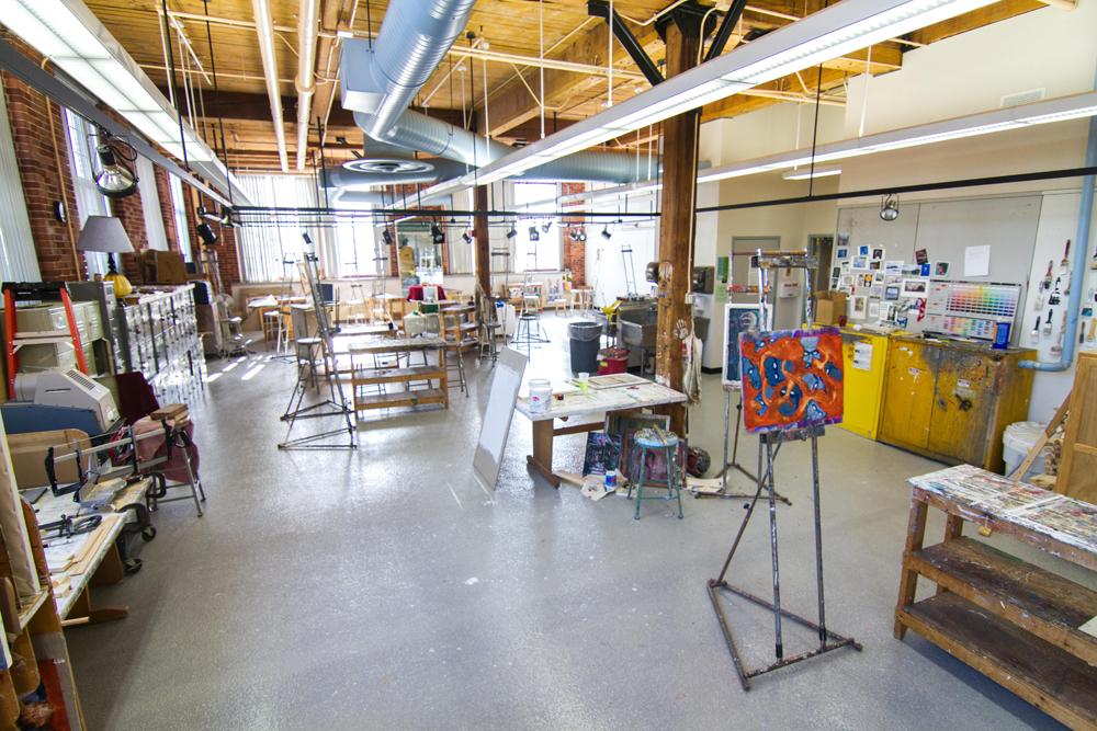 Painting Studio 316