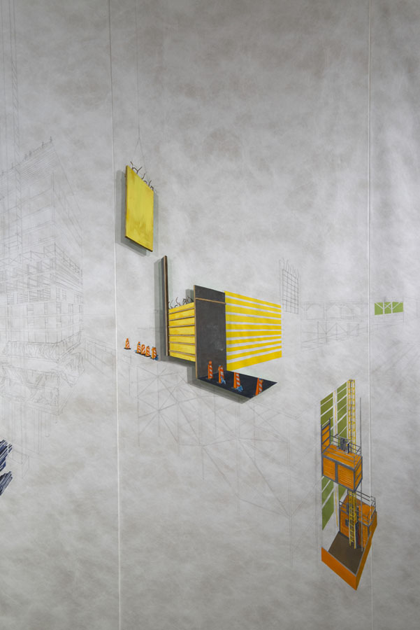 MFA Thesis Installation Detail (2014)