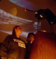Mark Sylvestre Planetarium