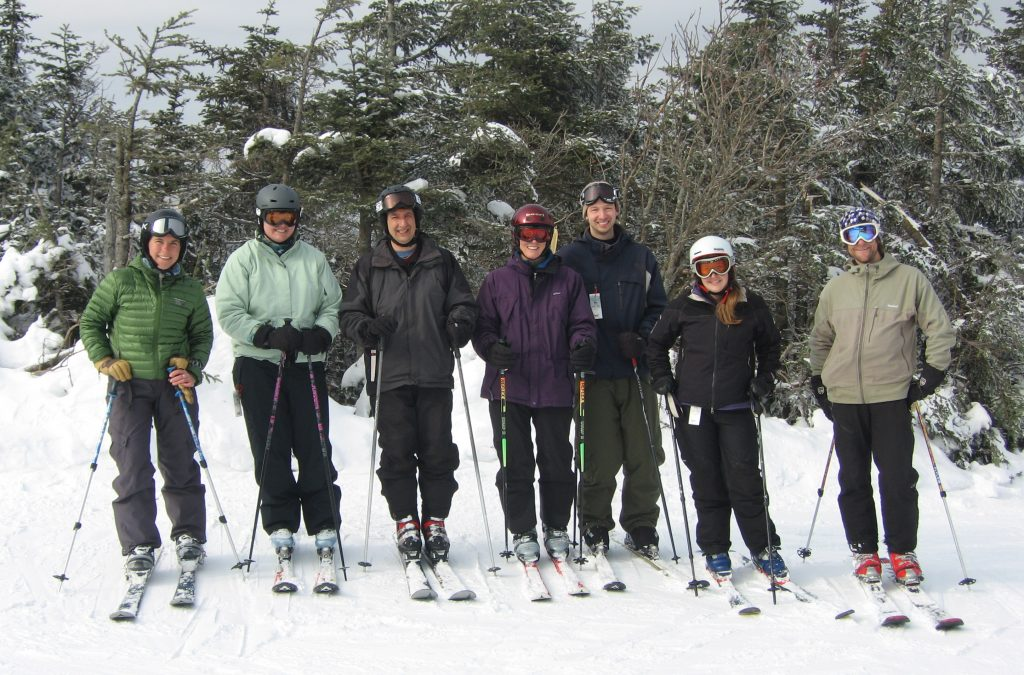 CFE at Cannon Mountain