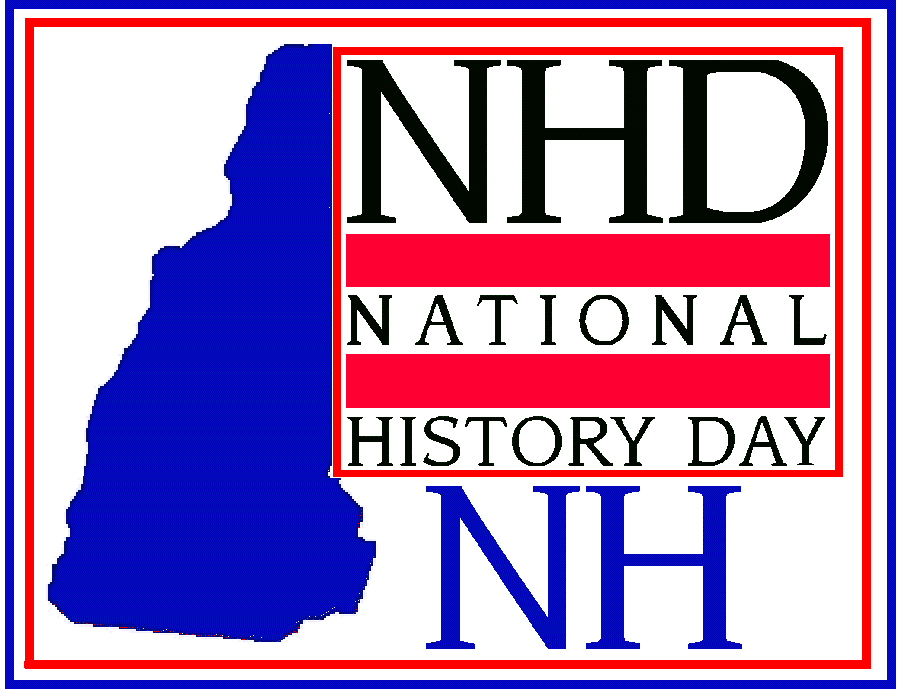 National History Day New Hampshire logo