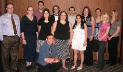 Math Majors 2008