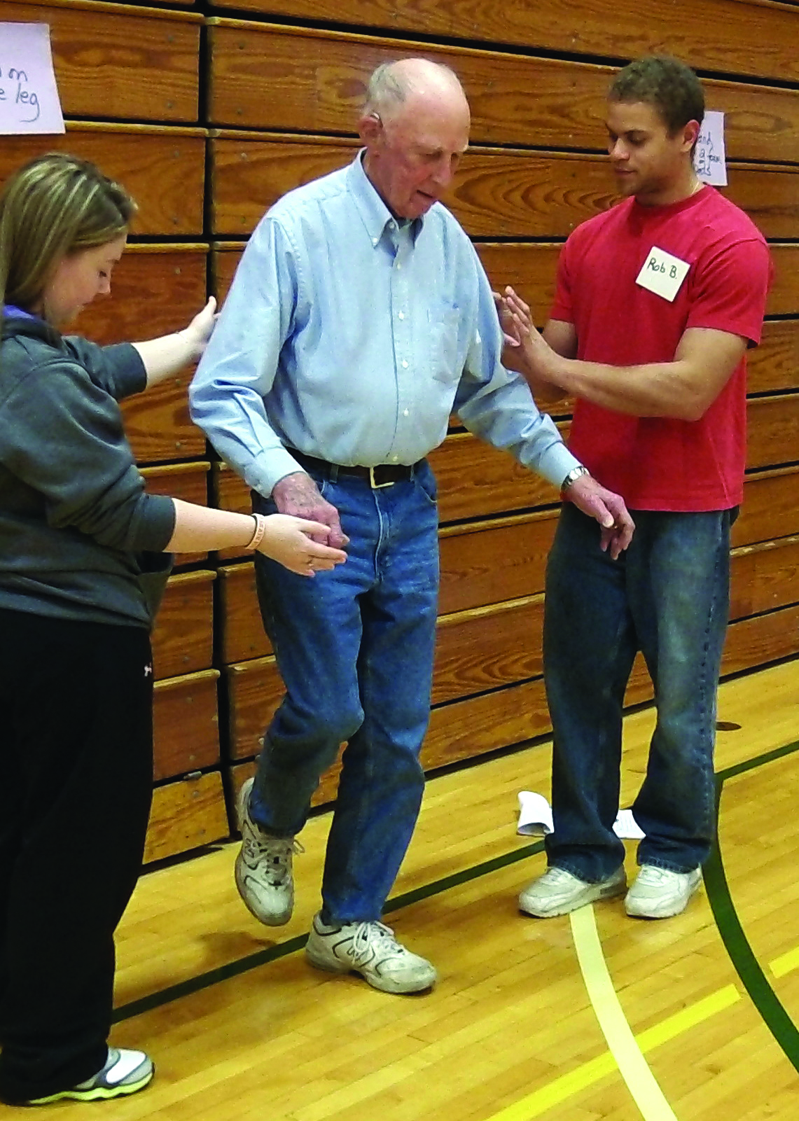 Perceived Competence and Physical Activity in Older Adults