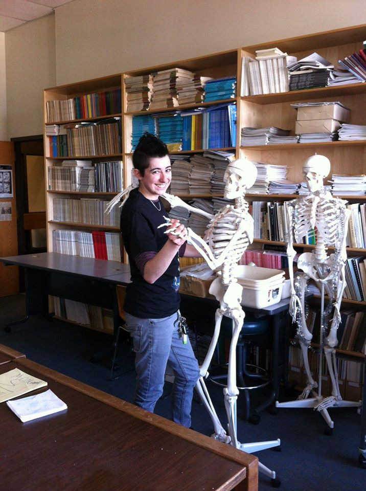 lex and skeleton